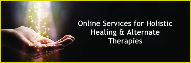 Online Services for Holistic Healing & Alternate Therapies